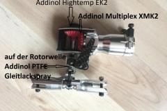 schmierstoff-H-Rotor